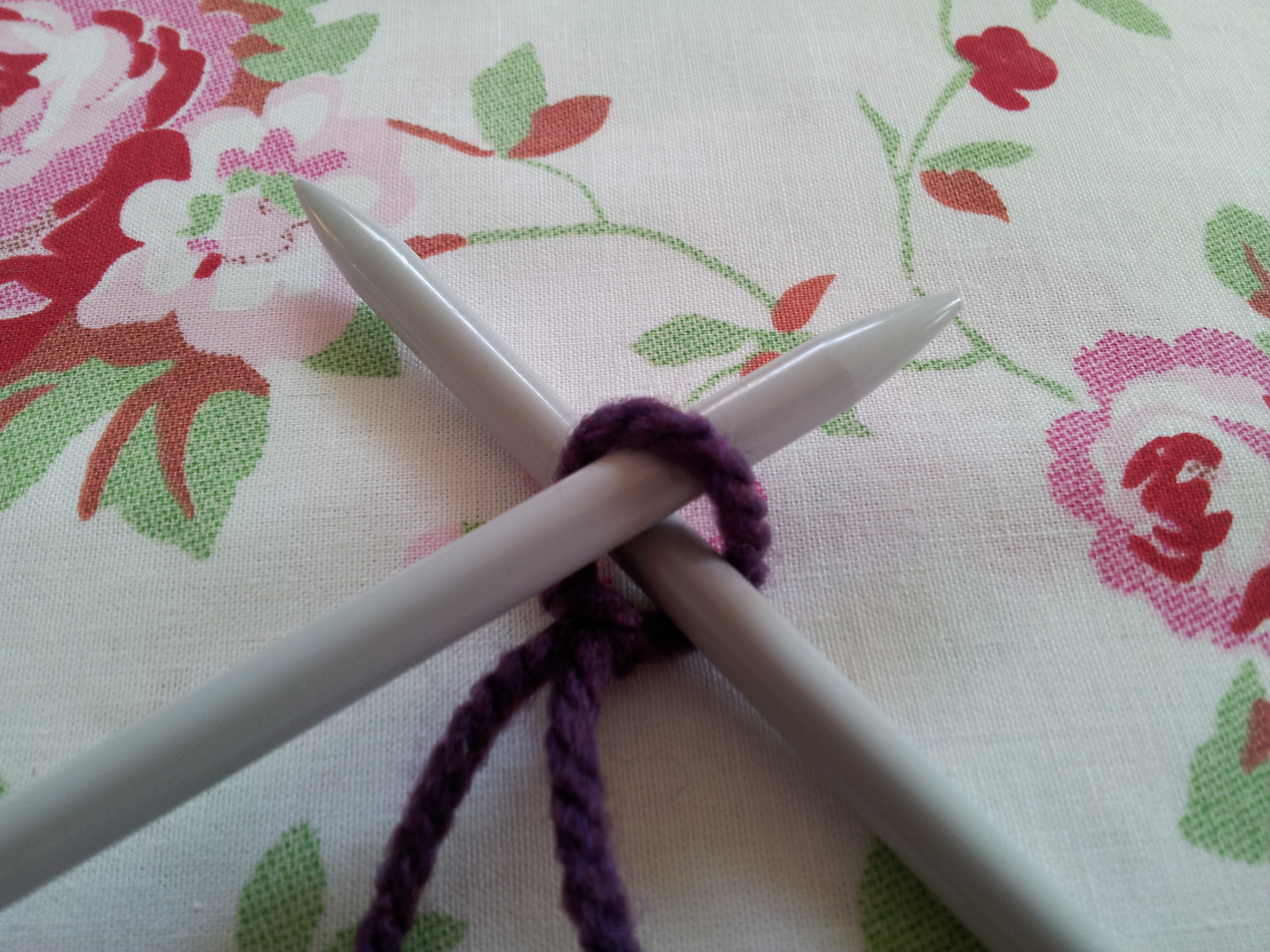 Knitting Rhyme Words : Back to basics casting on thestitchsharer