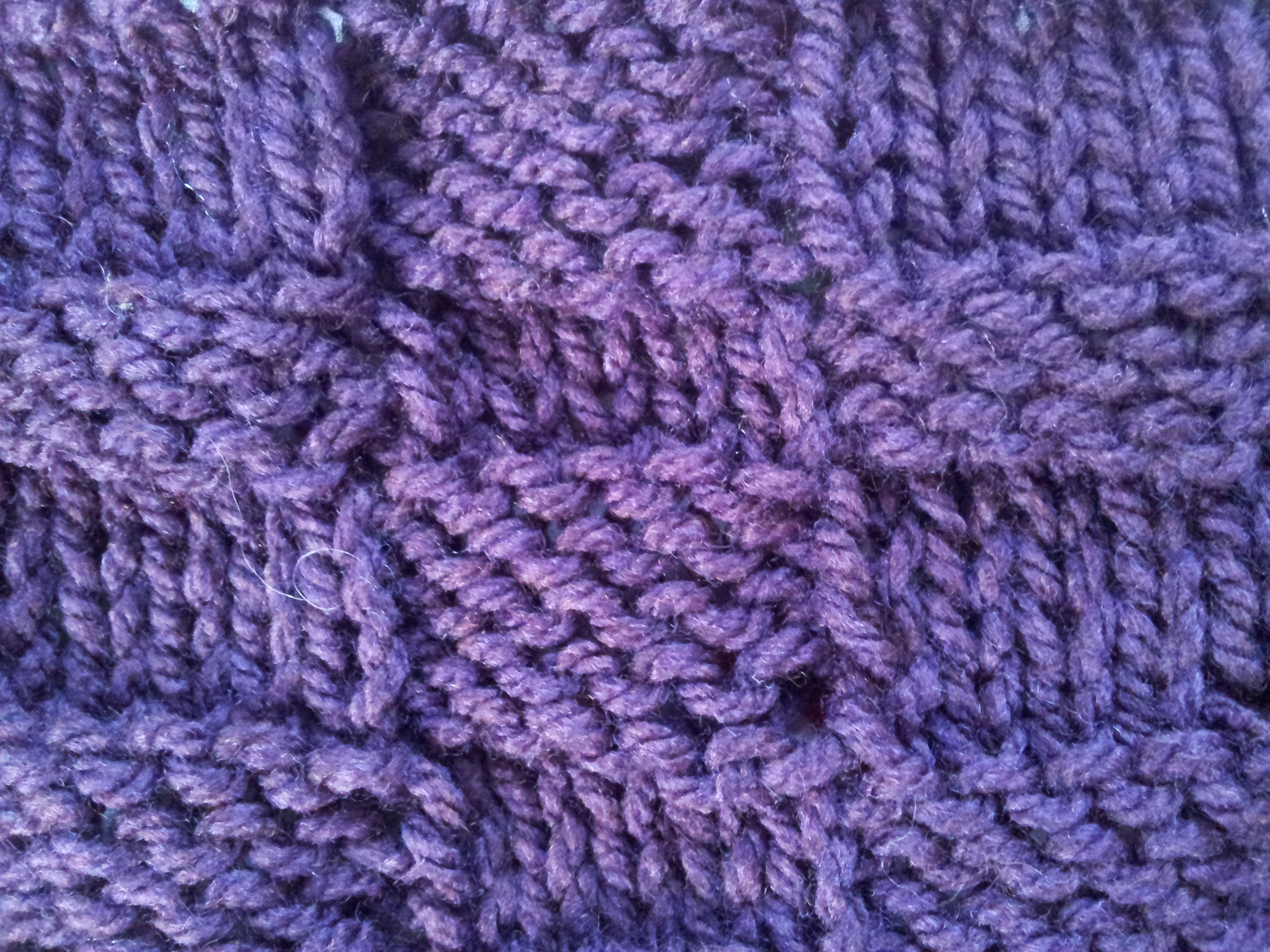 Knitting Easy Stitches : Basic knitted fabrics thestitchsharer