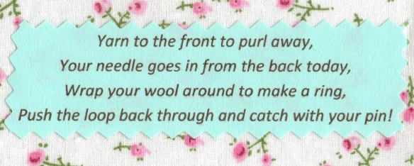 my purl rhyme