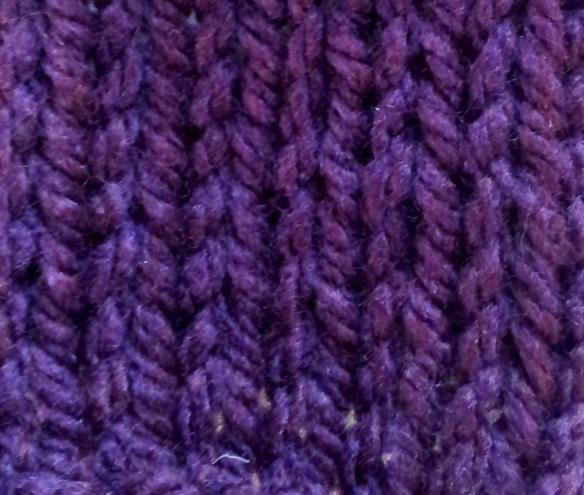 Knitting Garter Stitch Right Side : Basic Knitted Fabrics thestitchsharer
