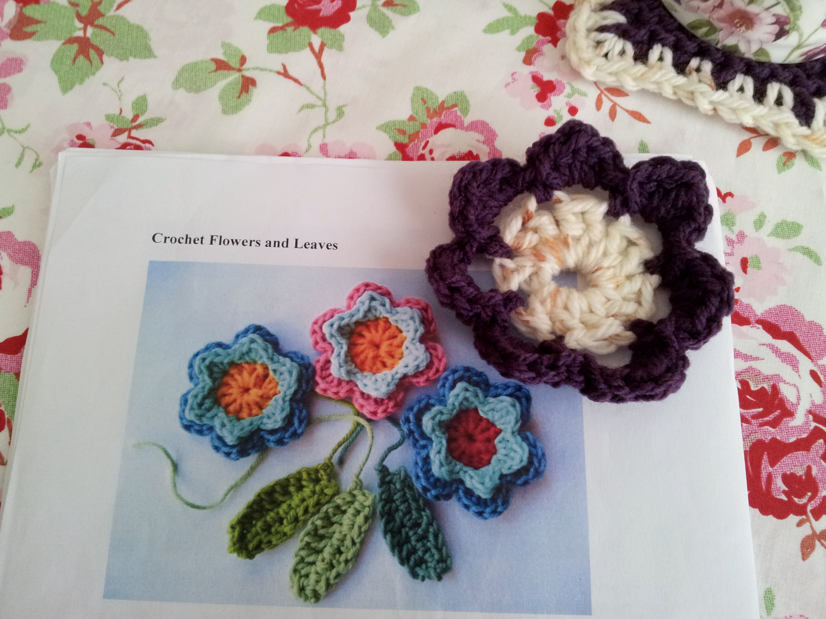 Attic 24s fabulous crochet flowers thestitchsharer my bankloansurffo Images