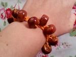 Chain Stitch Bracelet