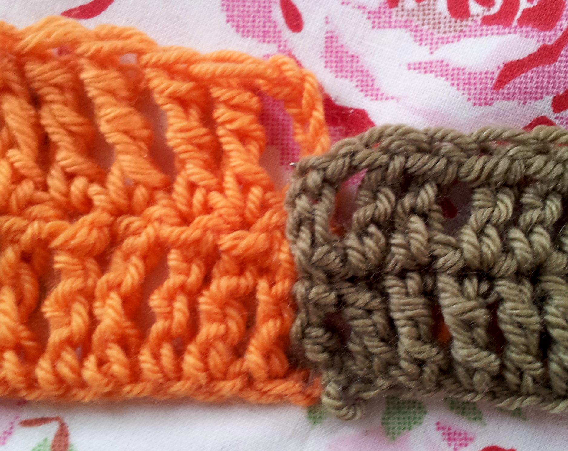 Crochet Stitches Uk Treble : for crochet? The triple treble (UK) or double treble (US) stitch ...