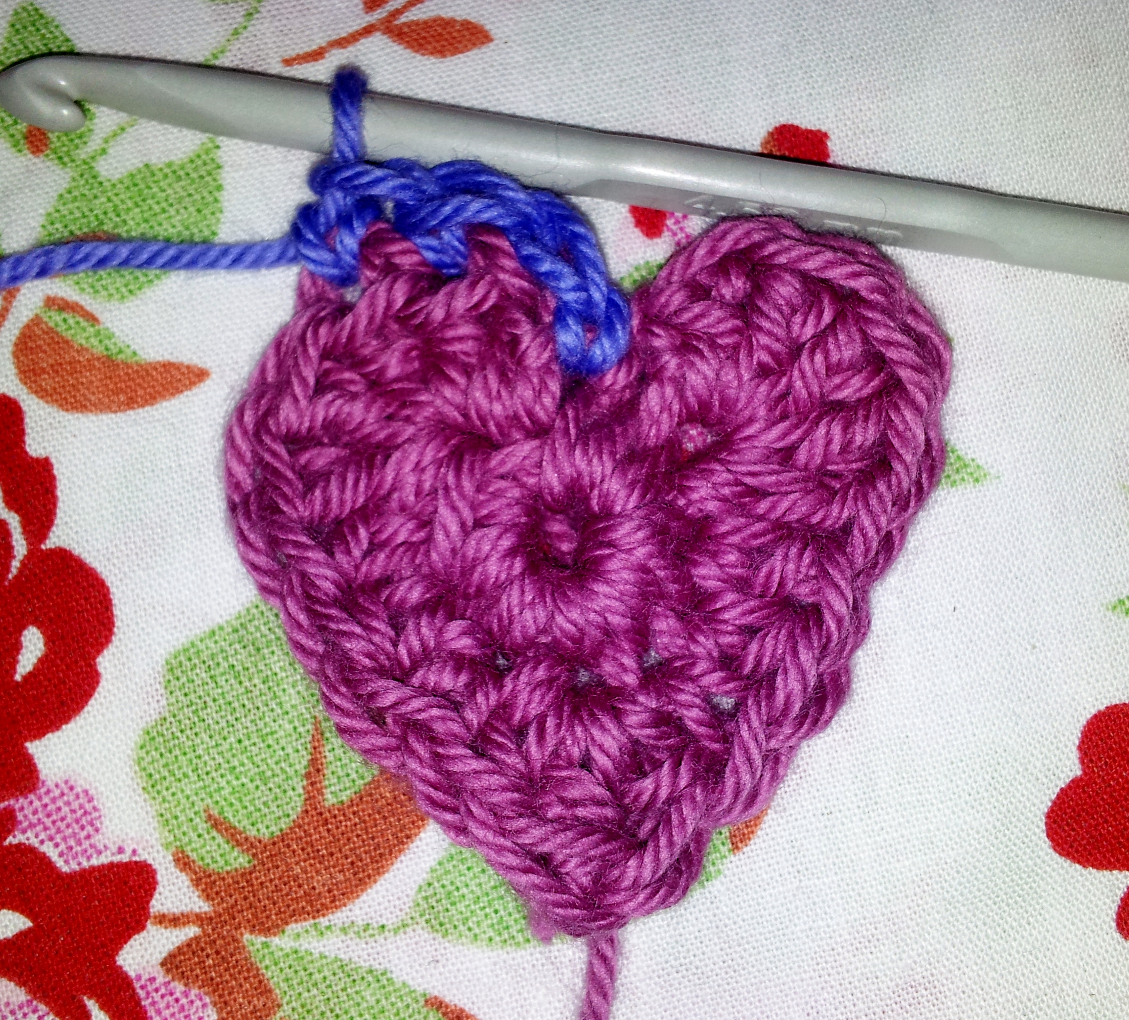 Beginners crochet hearts free pattern thestitchsharer when bankloansurffo Images