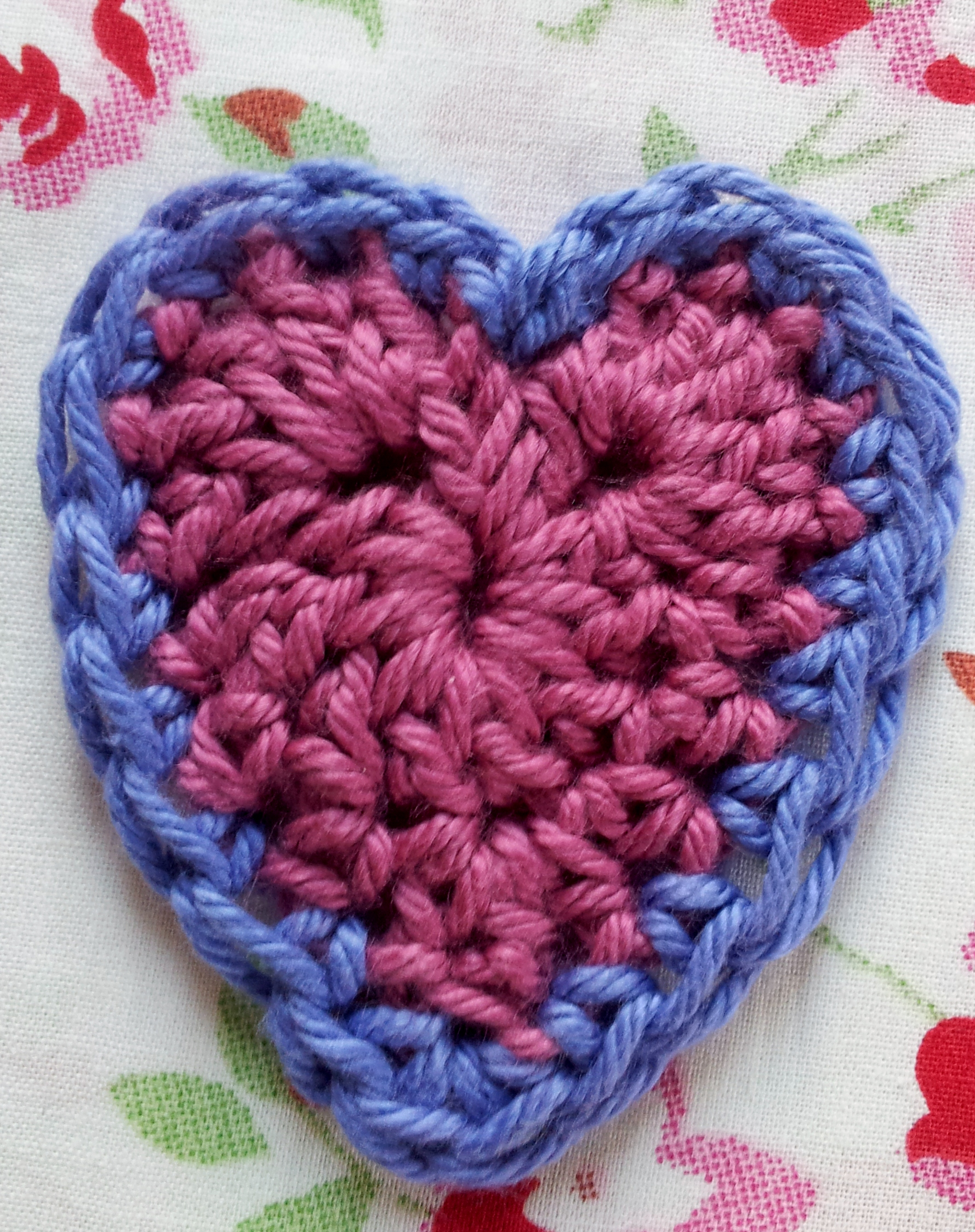 Beginners crochet hearts free pattern thestitchsharer so bankloansurffo Images