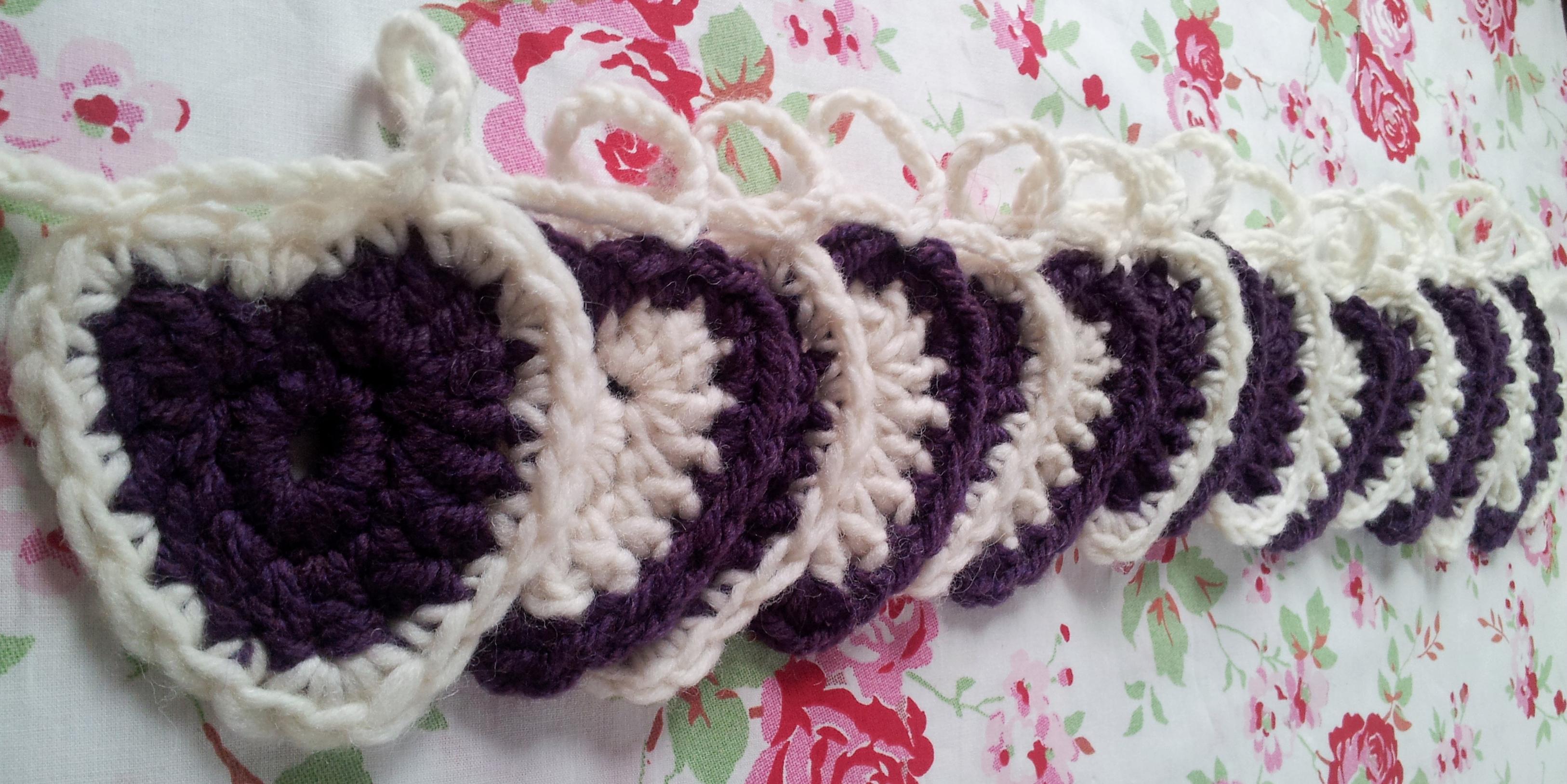 Beginners Crochet Hearts Free Pattern Thestitchsharer