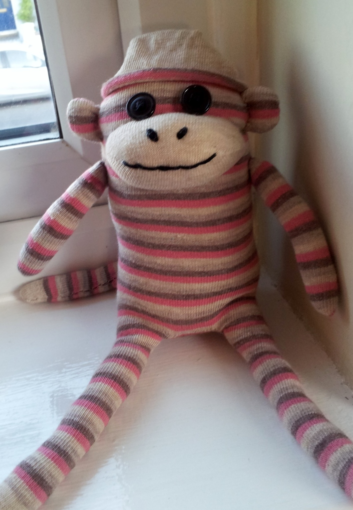 How To Make A Sock Monkey Thestitchsharer