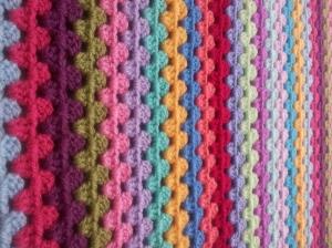 Attic 24 Granny Stripe colours