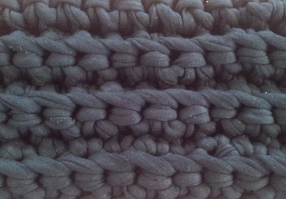 Creating raised pattern