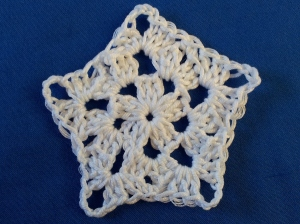 Granny Square Star