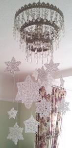 Snowflake mobile (2)
