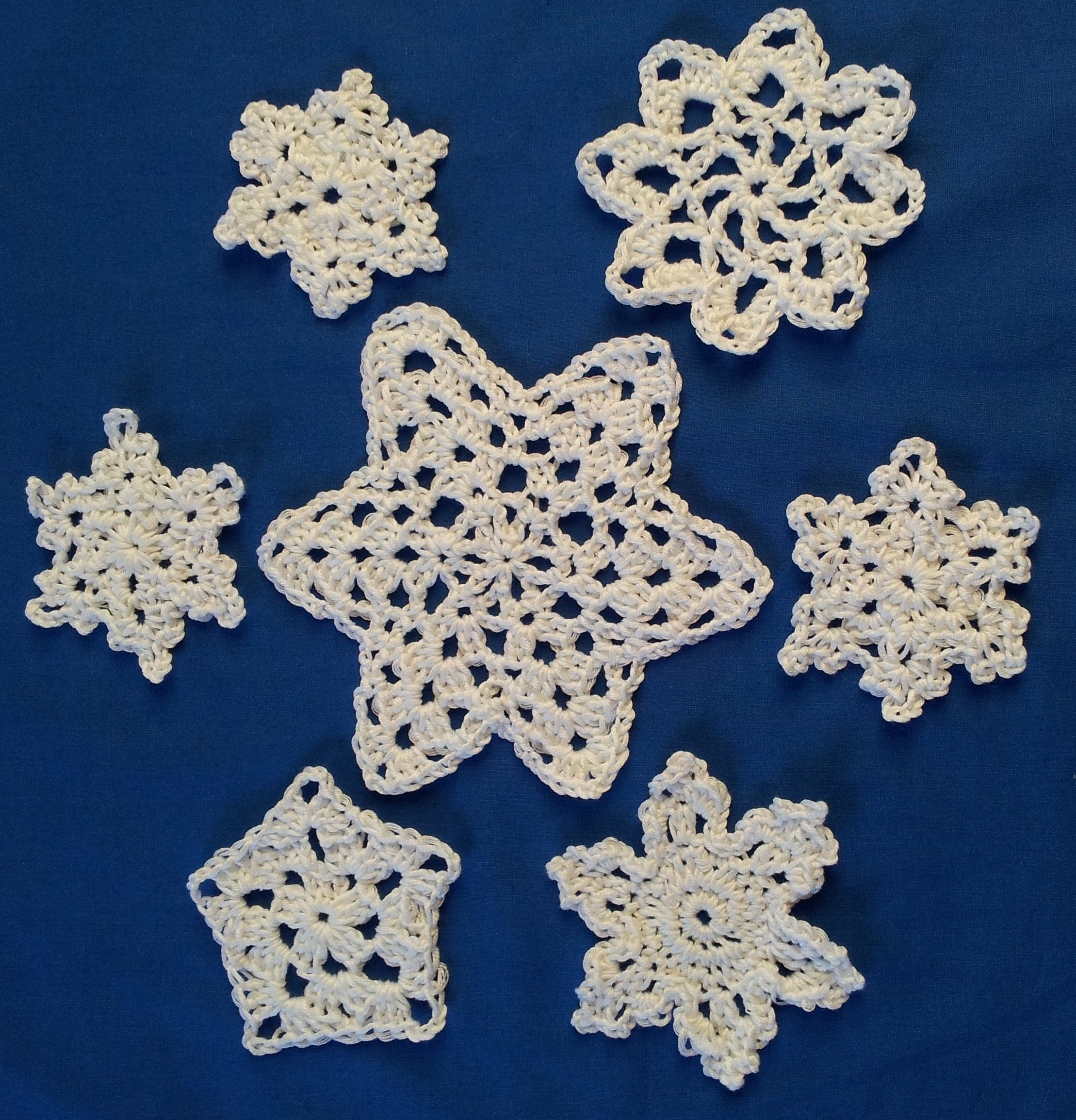 The Snowflake Collection thestitchsharer