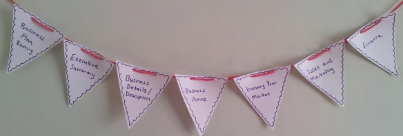 Business Plan Bunting
