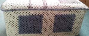 Crochet side
