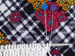 Cup cake side picot edging make 2