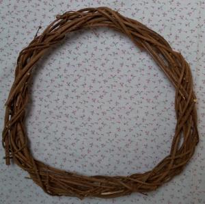 Handmade Hazel Wreath