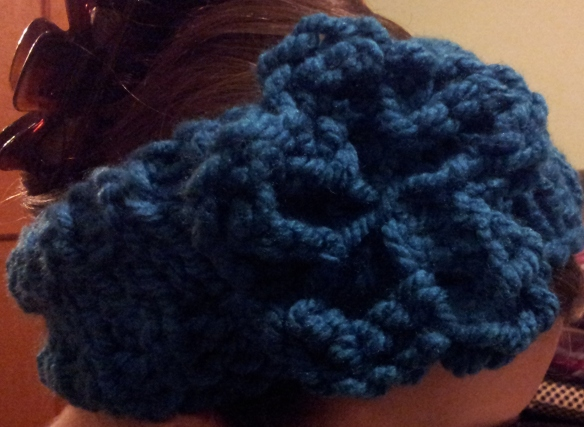 Knitted Head warmer