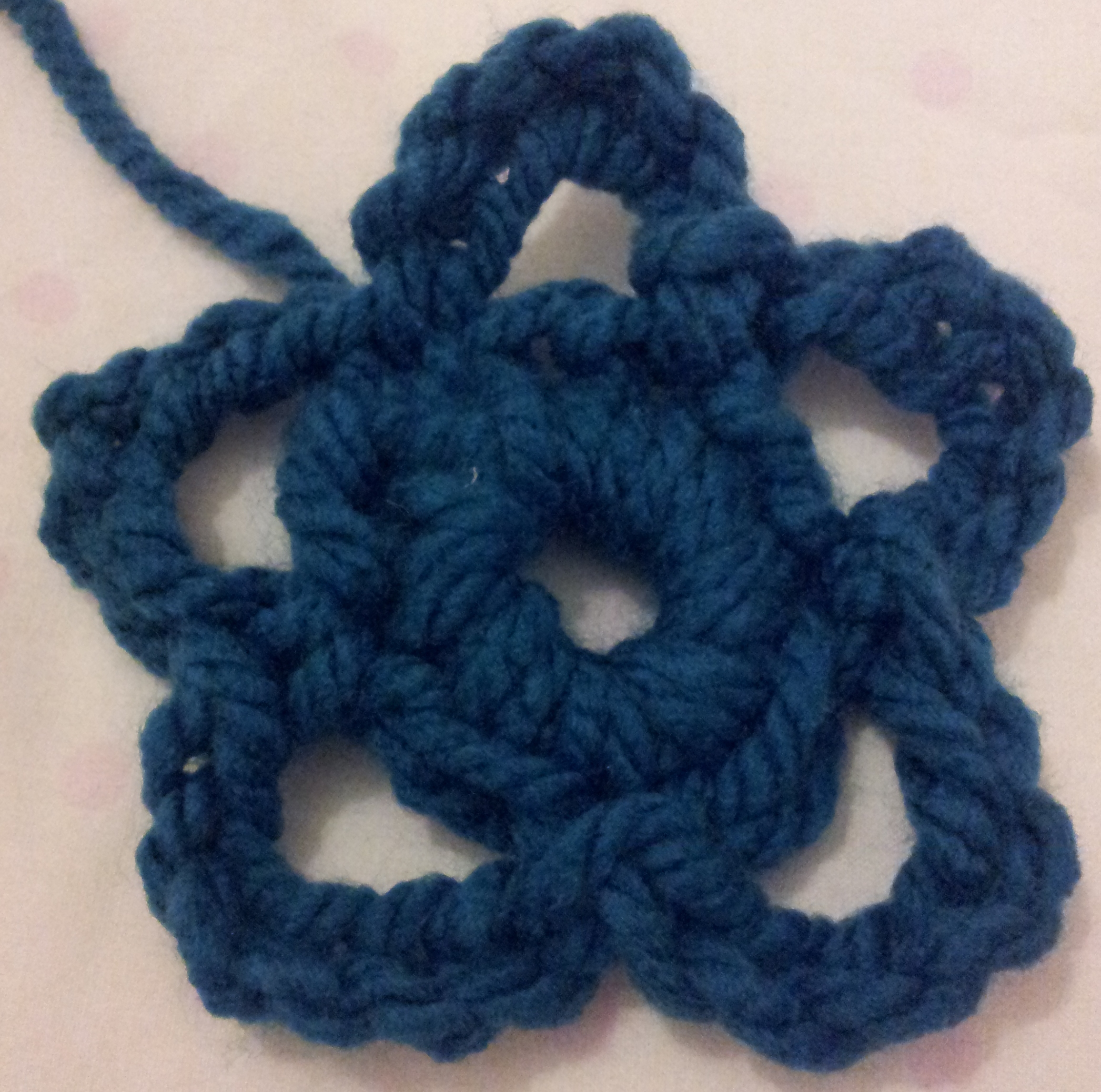 Easy crochet flower patterns for beginners manet for easy peasy crochet head band free pattern for beginners bankloansurffo Gallery