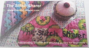 The Stitchsharer Business Card