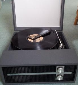 BSM Fidelity Record Player