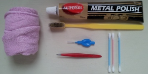 My Sewing Machine Cleaning Kit