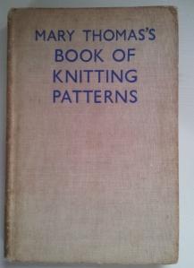 Vintage Knitting Mary Thomas