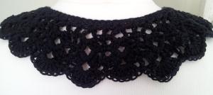 Lulu Loves Crochet Collar Back