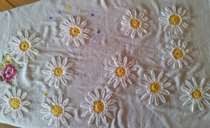 Blocking Daisies