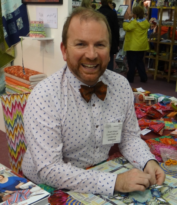 stuart The Great British Sewing Bee