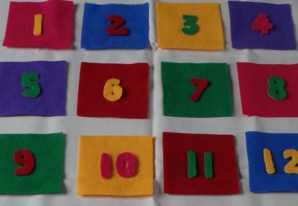 Arrange numbers