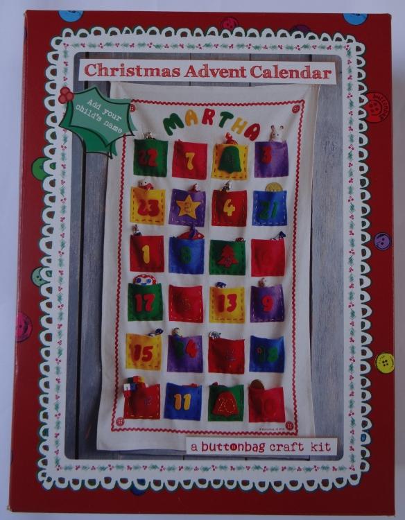 Countdown To Christmas Advent Calendar Review