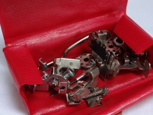 Singer Featherweight attachements