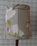 Finished lampshade