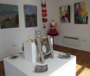 Cloudhopper Gallery inside
