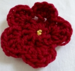 knit and natter flower 2