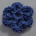 single layer crochet