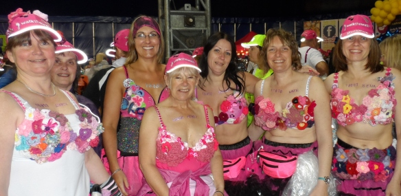 Our amazing MoonWalk Team