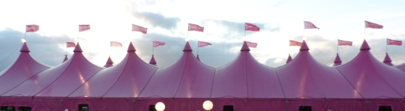 The Big Pink Tent (2)
