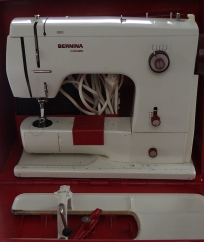 Bernina in case
