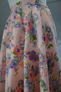 Mended skirt