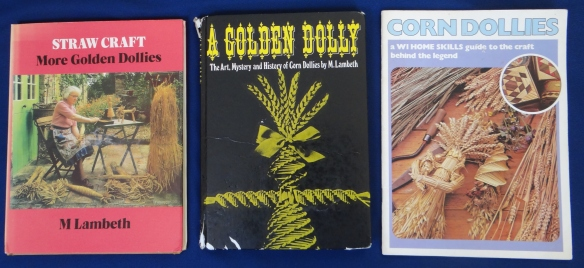 retro corn dolly making books