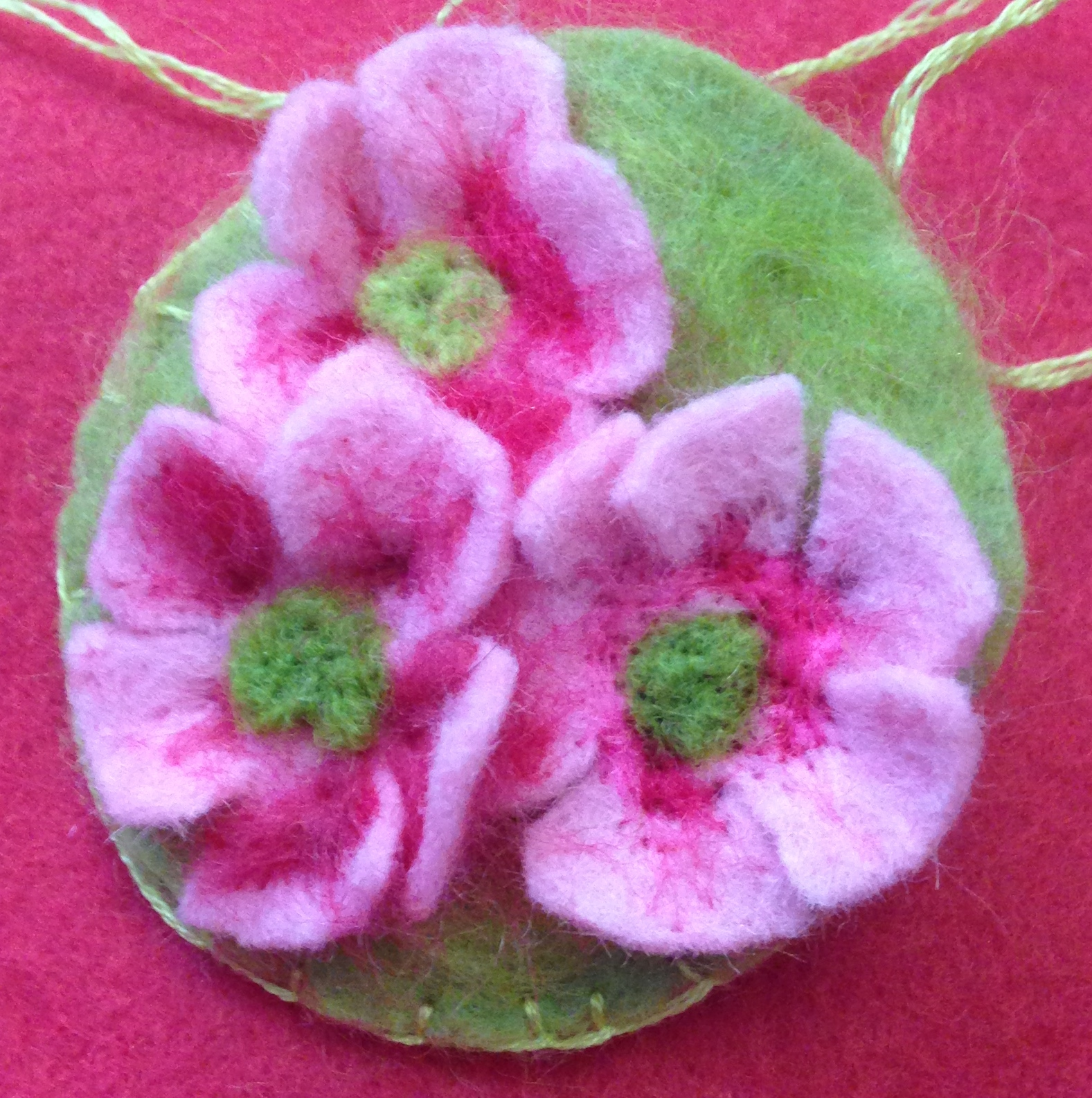 Flat Needle Felting – A Beginners Guide