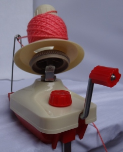 Yarn winder