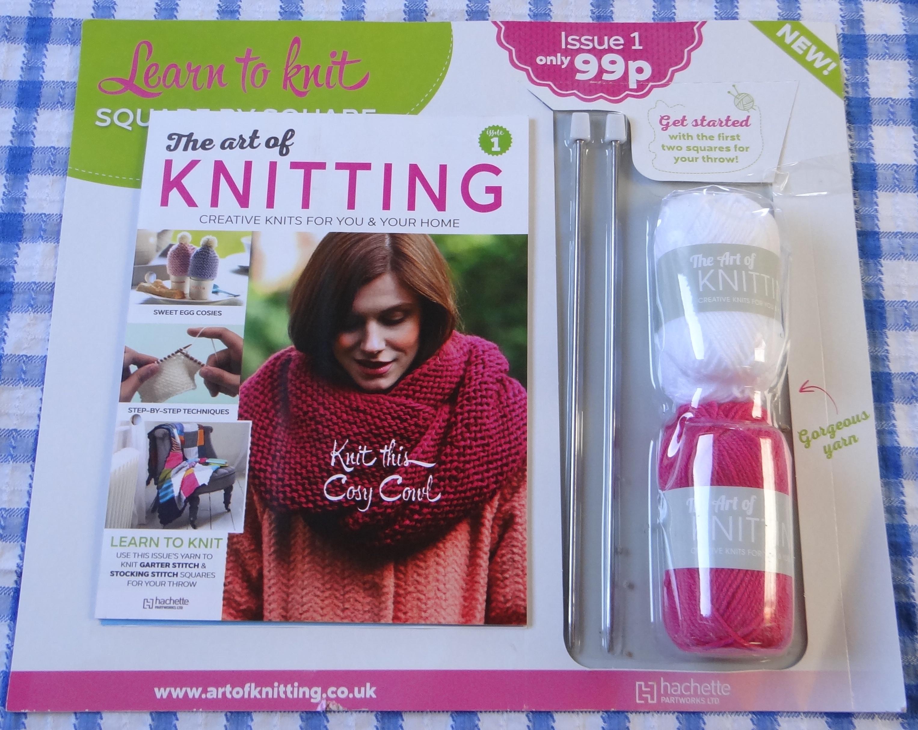 The Art of Knitting Magazine thestitchsharer