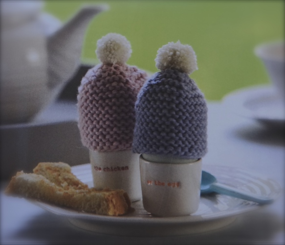 knitted egg cosies art of knitting