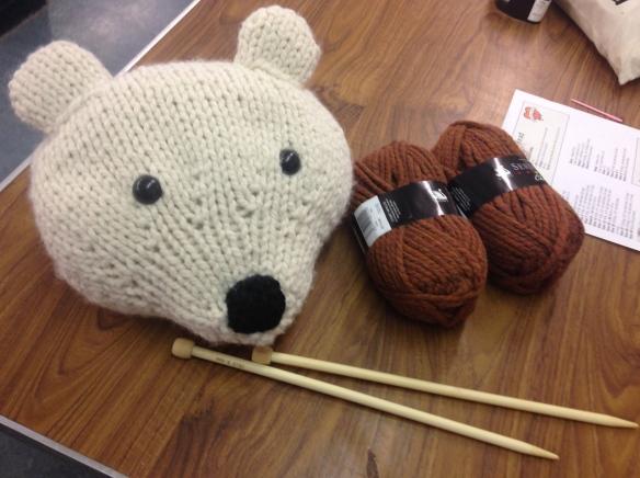 Sincerely Louise workshop bear make