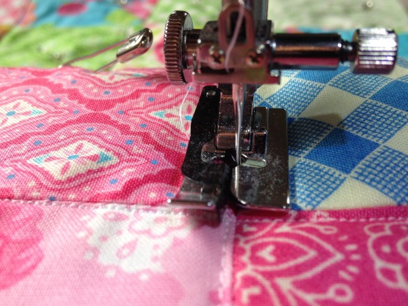 patchwork blanket quilting car seat cover