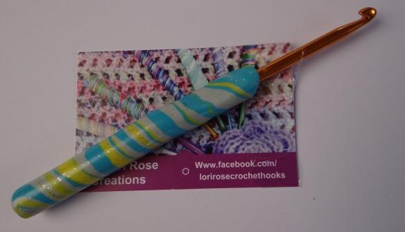 Lori Rose Crochet Hook