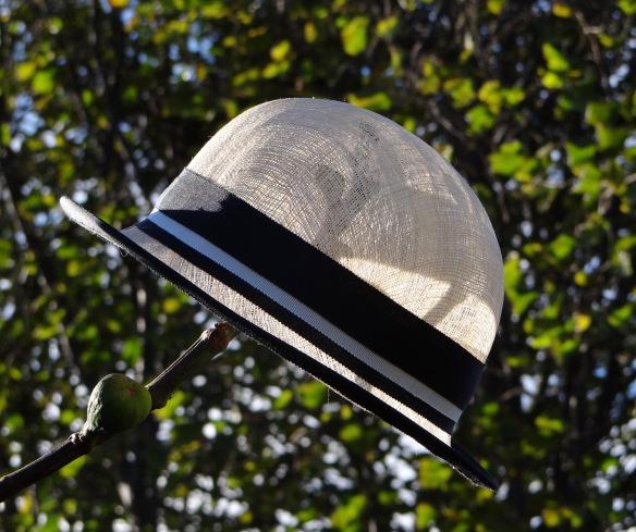 Bowler Sinamay Hat Isabella Josie
