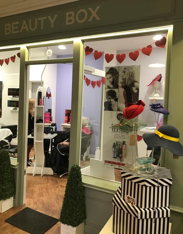 Isabella Josie Millinery @ Marina Beauty Box at Port Solent, Hampshire